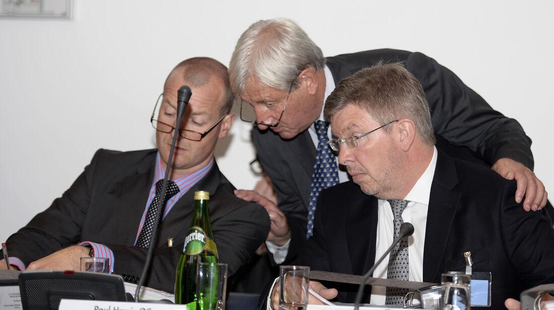 FIA Mercedes Prozess