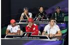 FIA-PK - Formel 1 - GP England - Silverstone - 5. Juli 2012