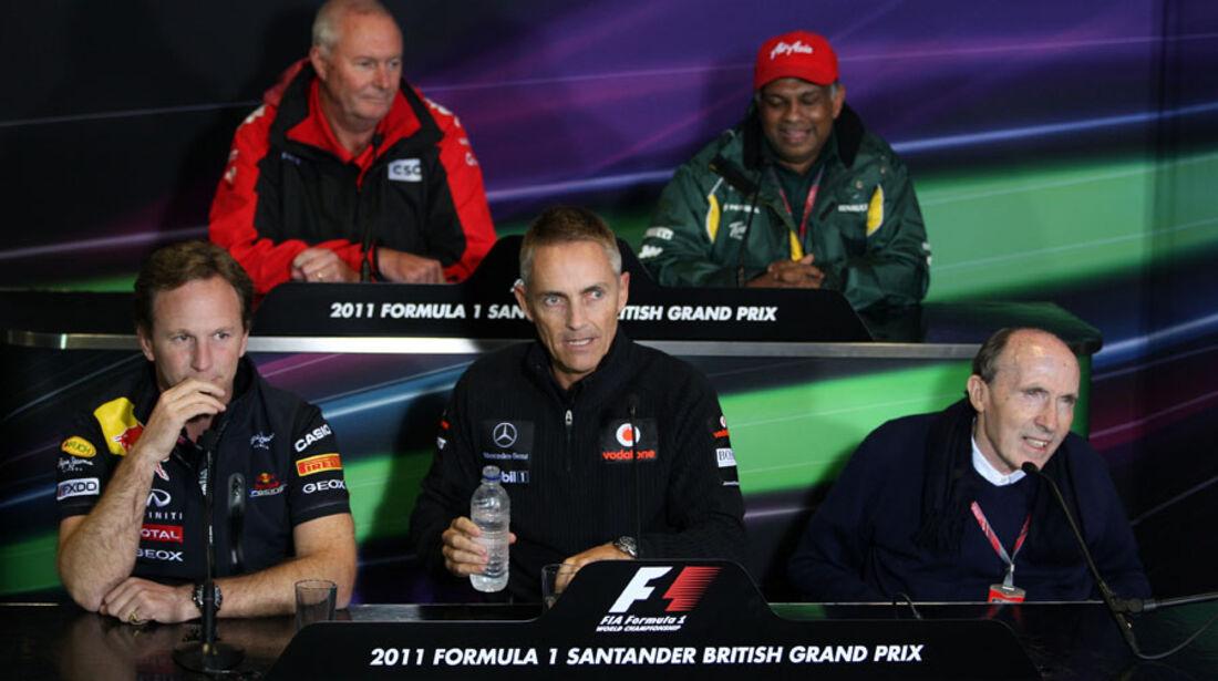 FIA PK  GP England 2011