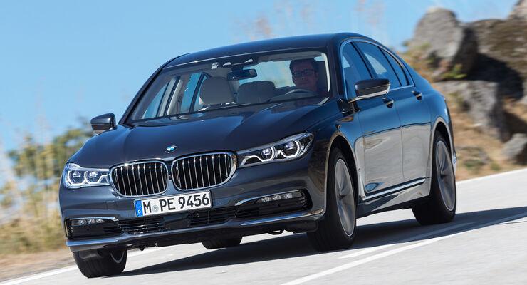 Fahrbericht BMW 730d