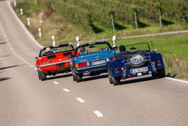 V8-Roadster imFahrbericht