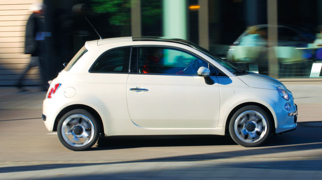 Fahrbericht Fiat 500 0.9 Twin Air, Multiair-Technik