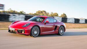 Fahrbericht Porsche Cayman GTS