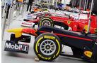 Fahrerlager - F1 Live Show - London - 2017