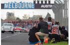 Fahrerparade - Formel 1 - GP Australien 2014 - Danis Bilderkiste