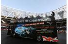 Fahrerparade - Race of Champions - London - 2015