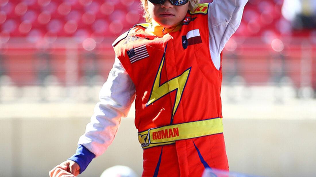 Fan - Formel 1 - GP USA - 1. November 2014