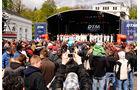 Fans DTM Präsentation Wiesbaden 2012