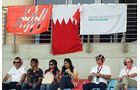 Fans - Formel 1 - GP Bahrain - 20. April 2013