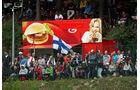 Fans - Formel 1 - GP Belgien - Spa-Francorchamps - 24. August