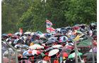 Fans - Formel 1 - GP England - Silverstone - 7. Juli 2012
