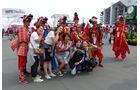 Fans - Formel 1 - GP Japan - Suzuka - 4. Oktober 2014
