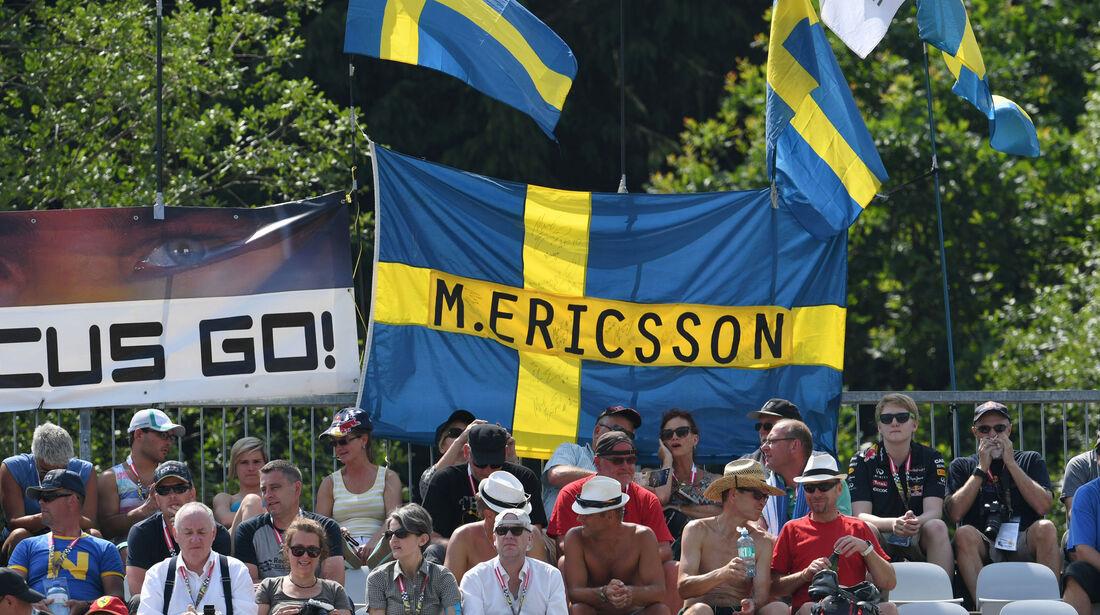 Fans - Formel 1 - GP Österreich - 2. Juli 2016
