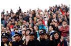 Fans - GP China 2014