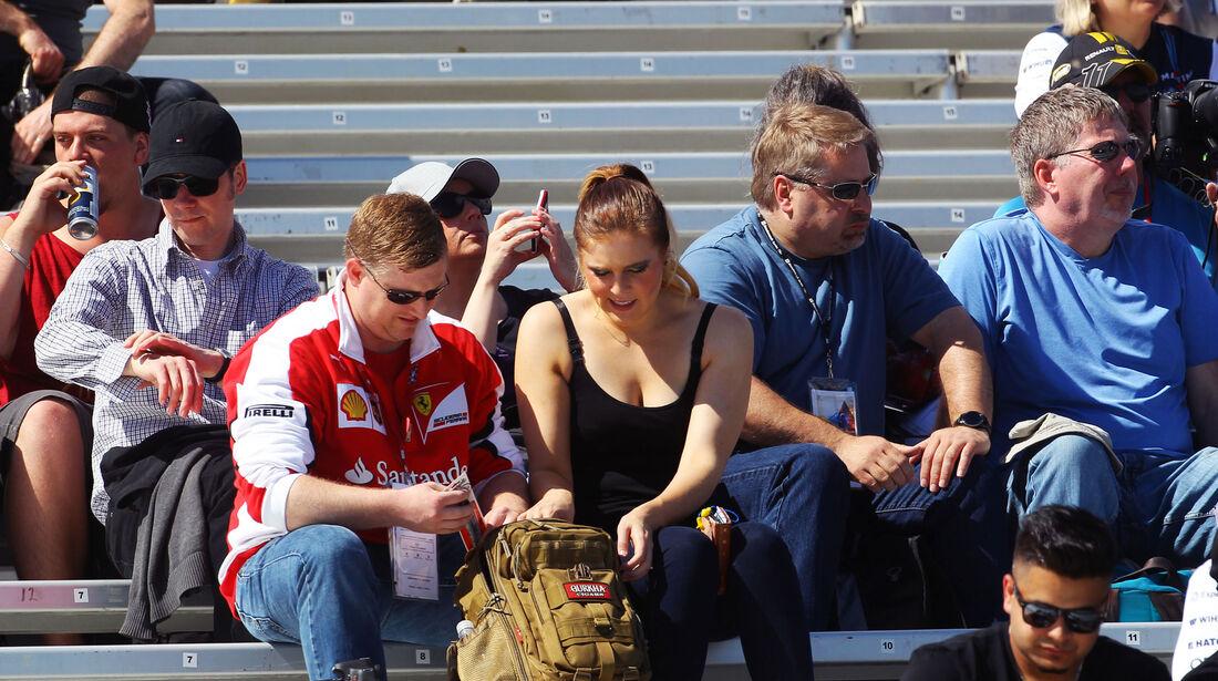 Fans - GP Kanada - Montreal - Freitag - 10.6.2016