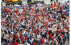 Fans - GP Russland 2018 - Sotschi - Rennen