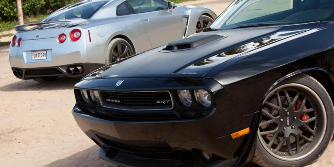 Fast & Furious Five, Dodge Challenger, SRT 8-Version