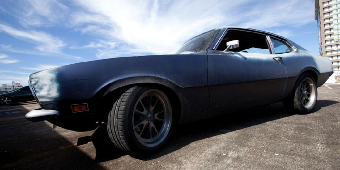 Fast & Furious Five, Ford Maverick