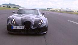 Fast Lap - Wiesmann GT MF5