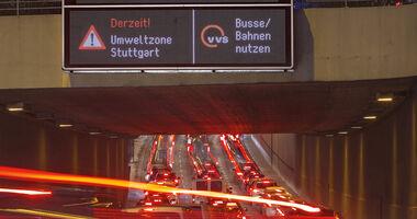 Feinstaub-Alarm Stuttgart