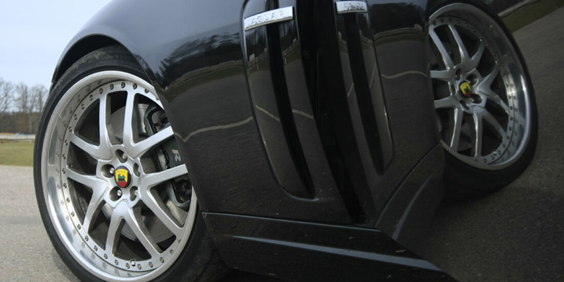Felge Arden-Jaguar XKR Cabrio AJ 20
