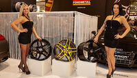 Felgen auf der Essen Motor Show 2013