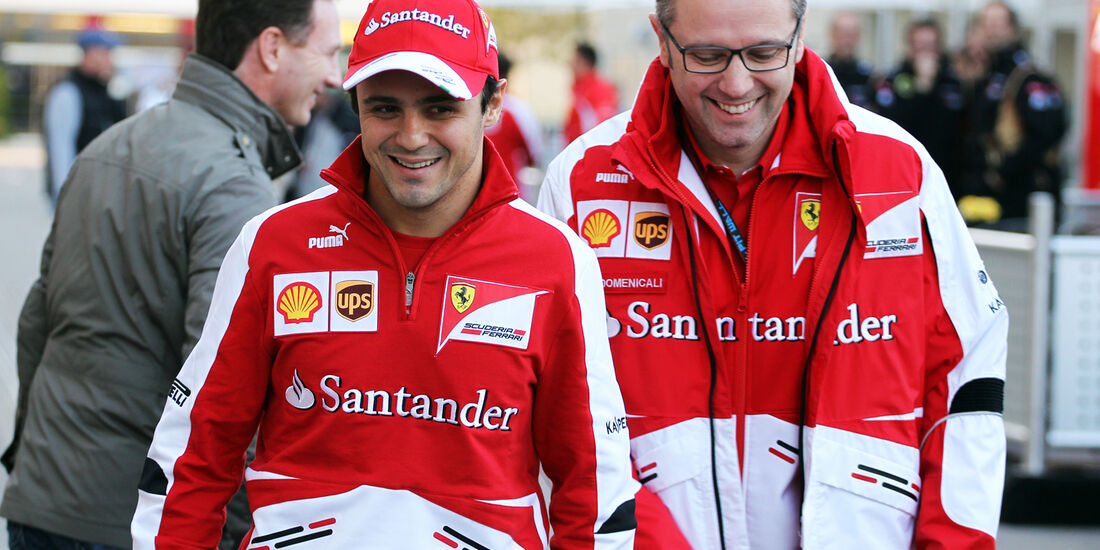 Felipe Massa - Ferrari - Formel 1 - GP USA - 14. November 2013