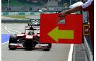 Felipe Massa Ferrari GP Malaysia 2013