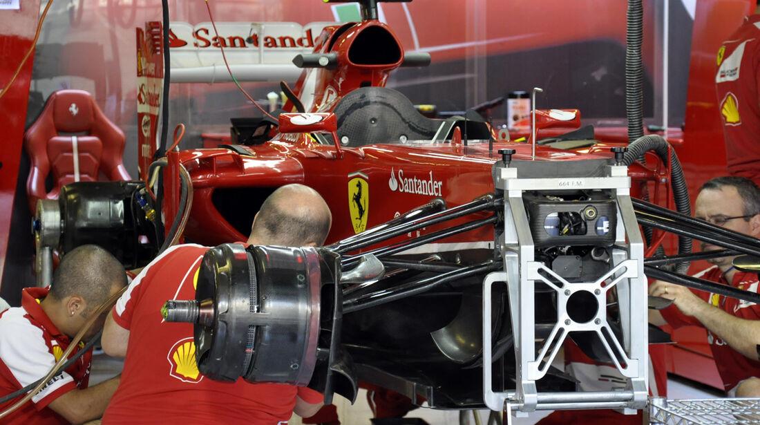 Felipe Massa  - Formel 1 - GP Abu Dhabi - 01. November 2013