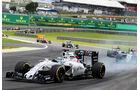 Felipe Massa - Formel 1 - GP Brasilien 2015