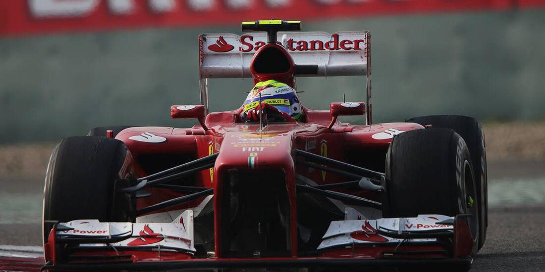 Felipe Massa - Formel 1 - GP China - 14. April 2013