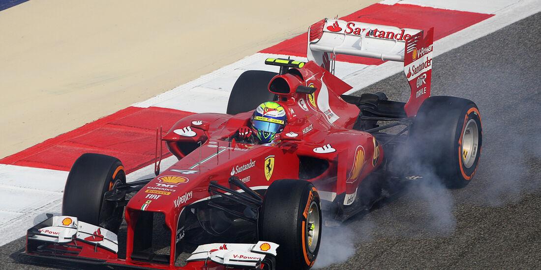 Felipe Massa - GP Bahrain 2013