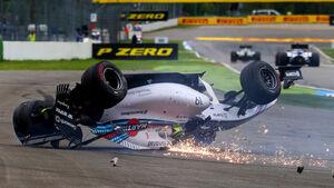 Felipe Massa - GP Deutschland 2014 - Formel 1 - Tops & Flops