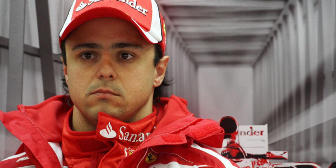 Felipe Massa - GP England - Training - Silverstone - 8. Juli 2011