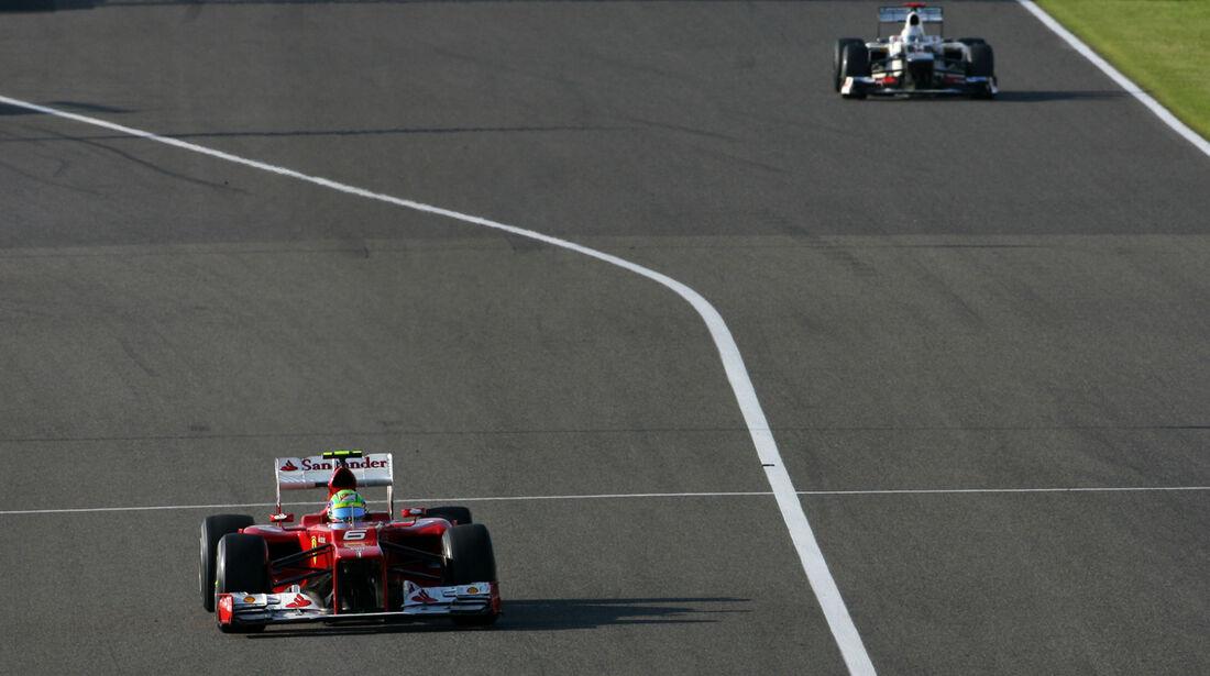 Felipe Massa GP Japan 2012