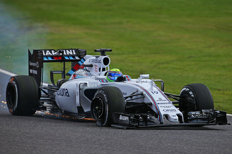 Felipe Massa - GP Japan 2015