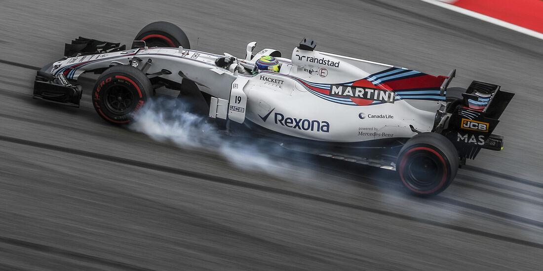 Felipe Massa - GP Malaysia 2017
