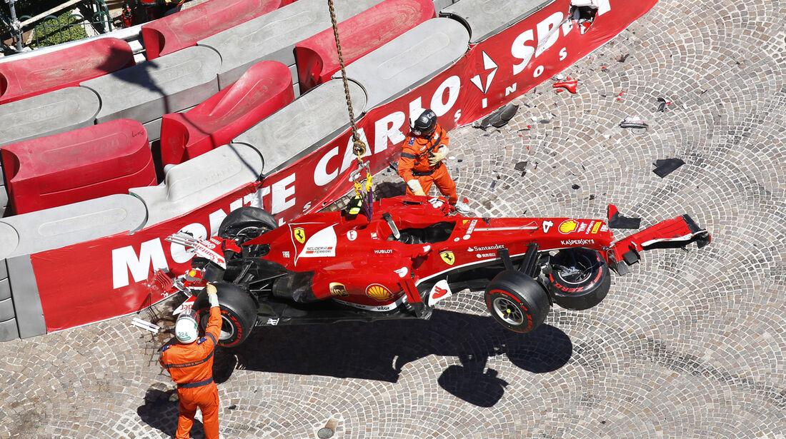 Felipe Massa - GP Monaco 2013