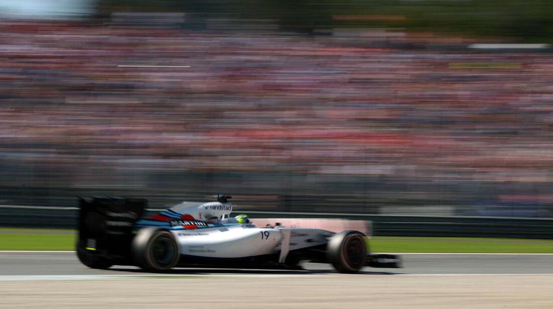 Felipe Massa - Williams   - Formel 1 - GP Italien - 6. September 2014