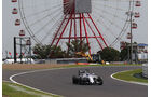 Felipe Massa - Williams - Formel 1 - GP Japan - Suzuka - Freitag - 7.10.2016