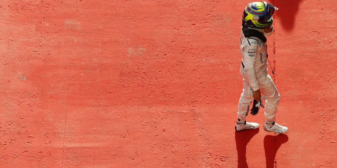 Felipe Massa - Williams - Formel 1 - GP Malaysia - Sepang - 30. September 2017
