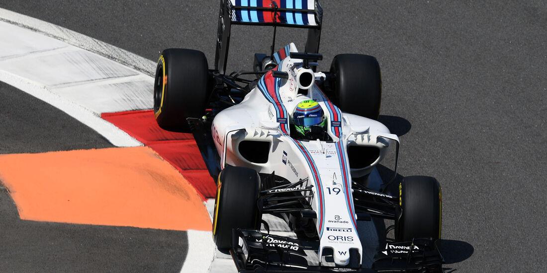 Felipe Massa - Williams  - Formel 1 - GP Russland - 29. April 2016