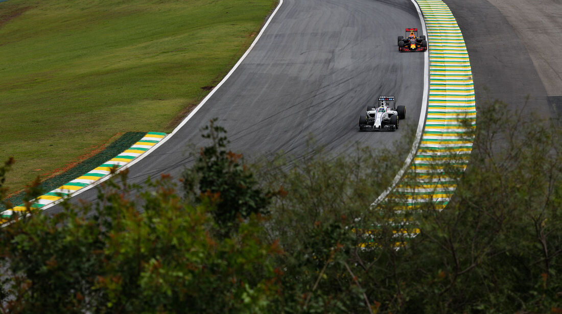 Felipe Massa - Williams - GP Brasilien 2016 - Interlagos - Qualifying