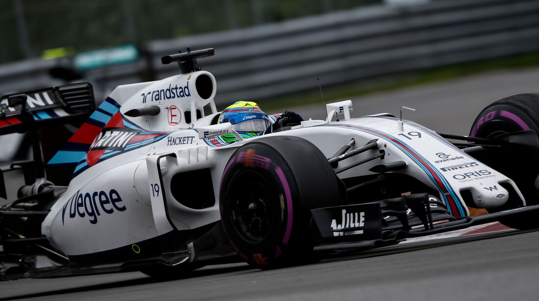 Felipe Massa - Williams - GP Kanada 2016 - Montreal