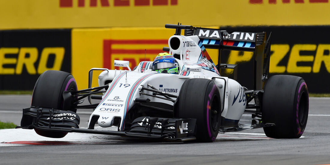Felipe Massa - Williams - GP Kanada 2016 - Montreal - Qualifying