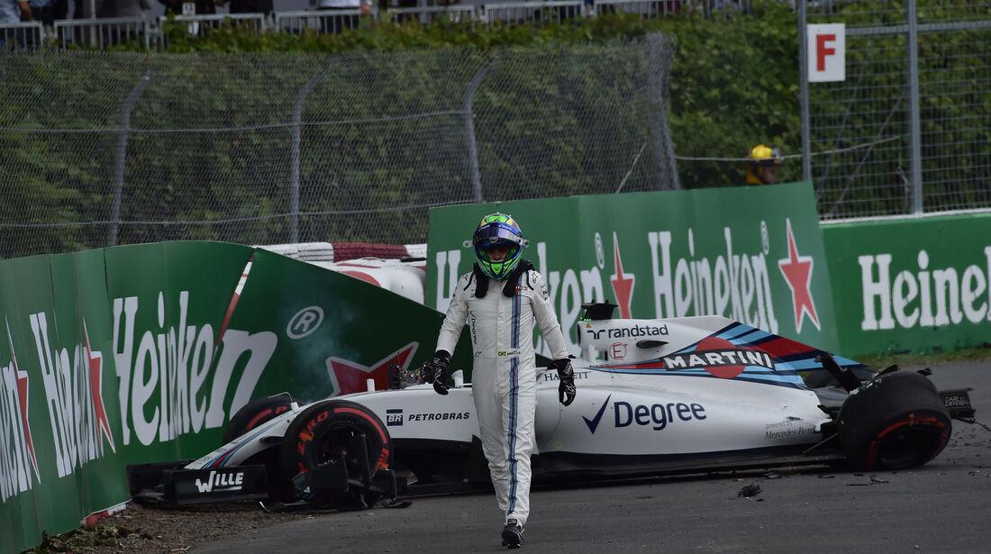 Felipe Massa - Williams - GP Kanada - Montreal - Freitag - 10.6.2016