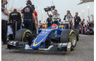 Felipe Nasr - Formel 1 - GP Bahrain 2015