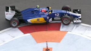 Felipe Nasr - GP Russland 2015