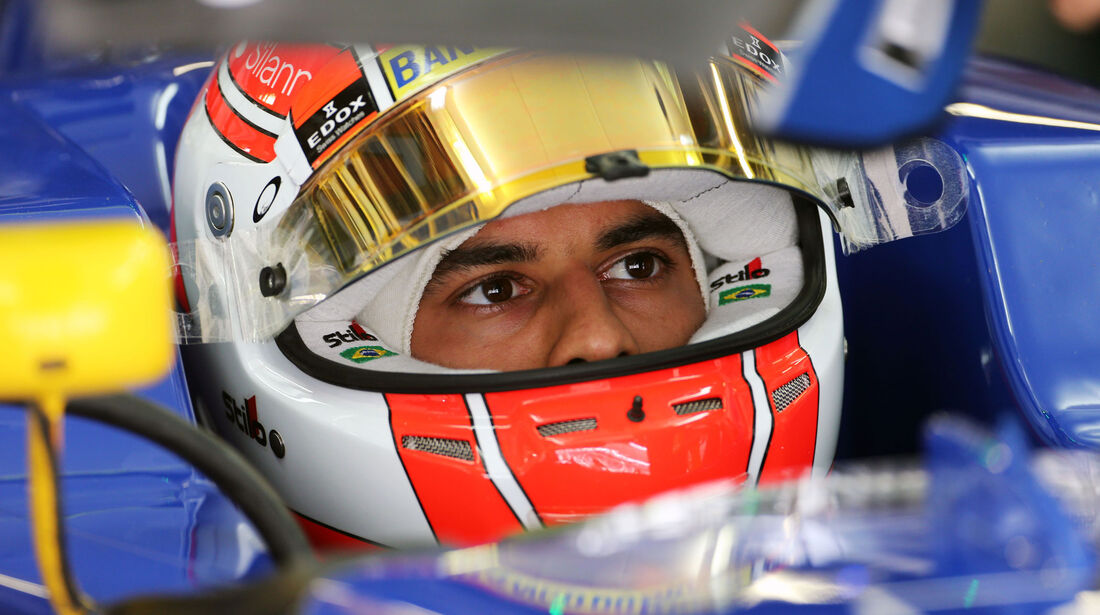 Felipe Nasr - Sauber - Formel 1 - GP Japan - Suzuka - Freitag - 7.10.2016