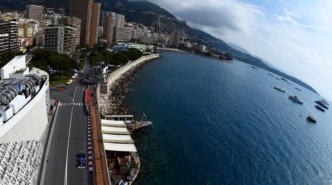 Felipe Nasr - Sauber - Formel 1 - GP Monaco - 26. Mai 2016